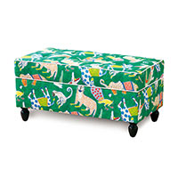 Hullabaloo Upholstered Storage Chest