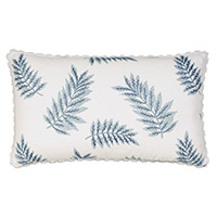 Penelope Embroidered Decorative Pillow