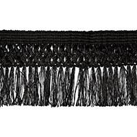 Fringe Black