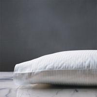 Emilio White Pillowcase