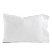 Fresco Luxe White Pillowcase
