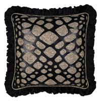 Roxanne Lasercut Decorative Pillow
