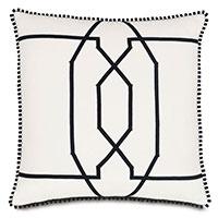 Baldwin White With Ribbon Design