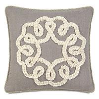 Breeze Linen With Ruffled Ribbon