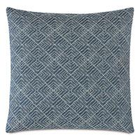 Saya Woven Decorative Pillow