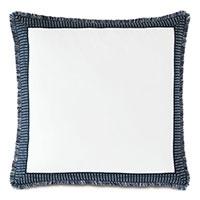 Saya Border Decorative Pillow