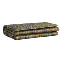 Horta Olive Bed Scarf