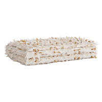 Sprouse Feathery Bed Scarf