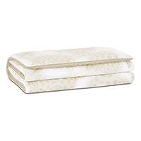 Jolene Metallic Bed Scarf