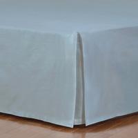 Fresco Classic Azure Straight Bed Skirt