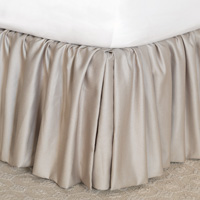 Mack Heather Bed Skirt