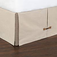Aiden Toggle Bed Skirt
