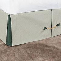 Steeplechaser Buckle Bed Skirt