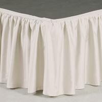 Fresco Classic Ecru Ruffled Skirt Panels