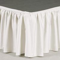 Fresco Classic Ivory Ruffled Skirt Panels