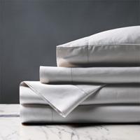 Deluca Silver Sheet Set