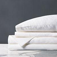 Fresco Classic White Sheet Set