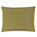 Freda Taffeta Standard Sham in Chartreuse