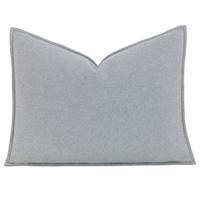 Brera Flannel Standard Sham In Gray