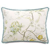 Magnolia Mint Standard Sham