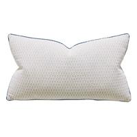 Filmore Textured Bolster Pillow