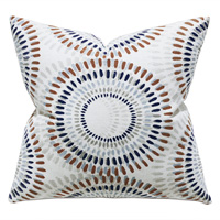 Filmore Geometric Decorative Pillow