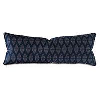 Bridgehampton Geometric Print Decorative Pillow