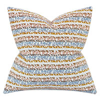 Hawley Textured Decorative Pillow