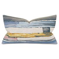 Hawley Linear Decorative Pillow