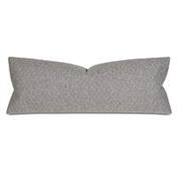 Ridge Quilted Decorative Pillow