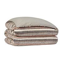 Ridge Striped Duvet Cover