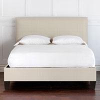 Malleo Upholstered Bed In Gilmer Brulee