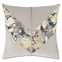Valentina Zipper Decorative Pillow