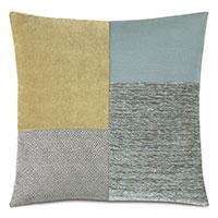 Zephyr Grid Decorative Pillow