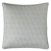 Zephyr Metallic Decorative Pillow