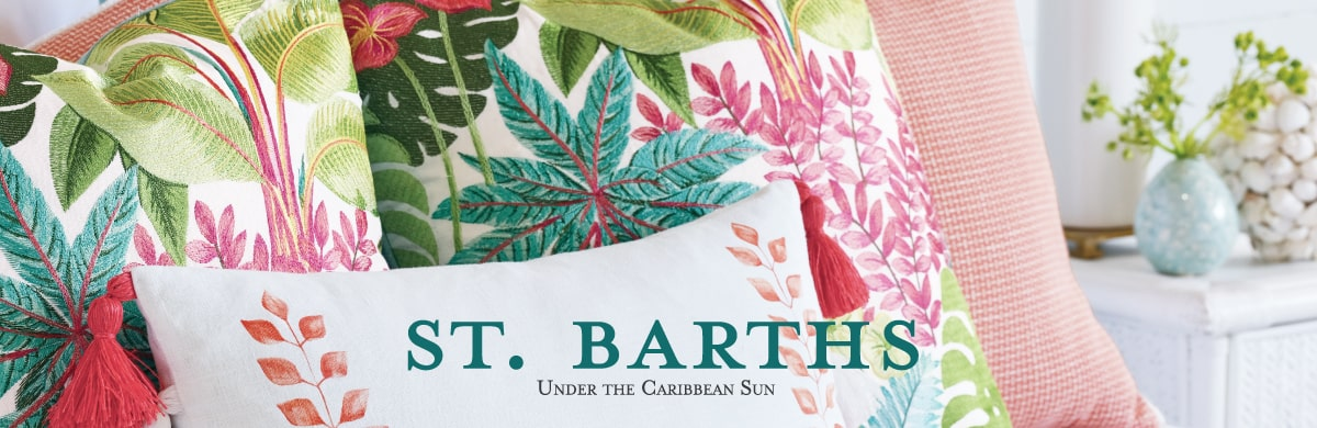 ST. BARTHS - Under the carribbean sun