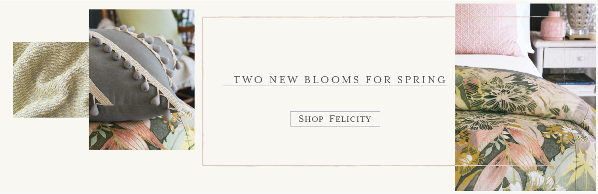 Two New Blooms for Spring - Shop Felicity